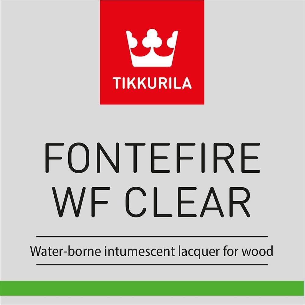 Tikkurila Fontefire WF Clear palosuojalakka