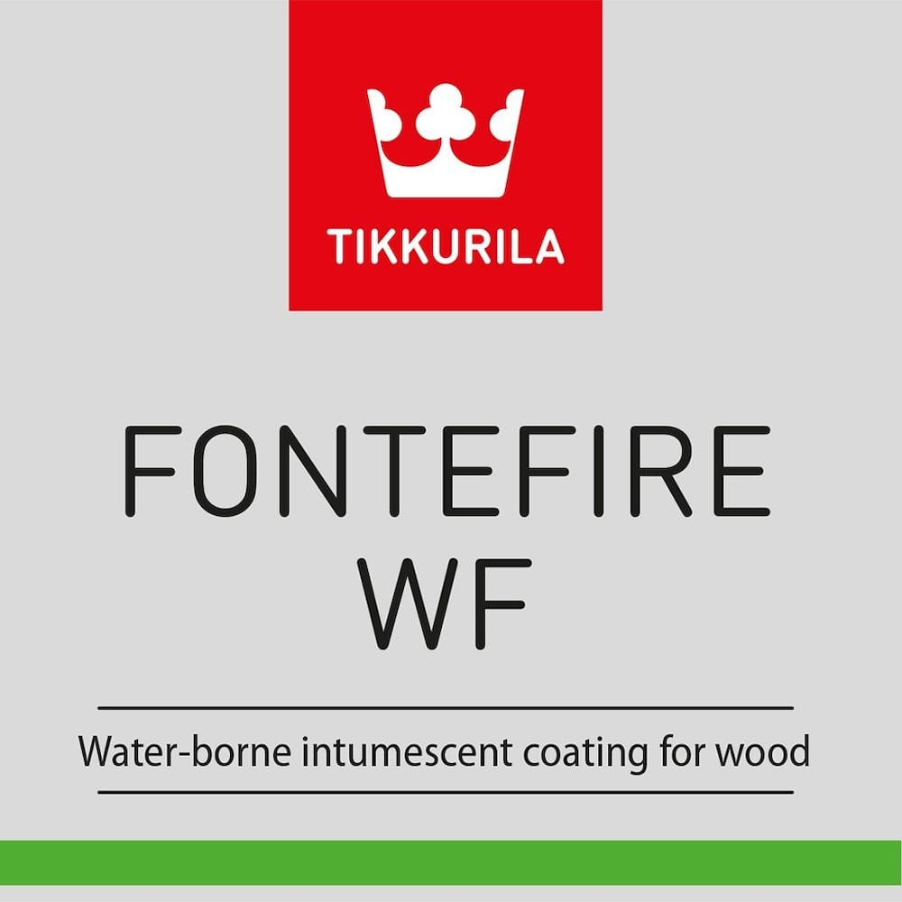 Tikkurila Fontefire WF palosuojamaali